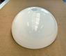 Plexisklová mléčná čočka s otvorem