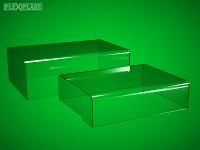 clear acrylic shield