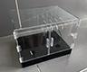 Plexisklová vitrína pro rušičku signálu el.zařízení
