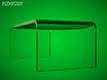 Plexisklový podstavec, designový