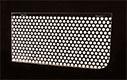 Plošné gravírování laserem na čirém plexiskle